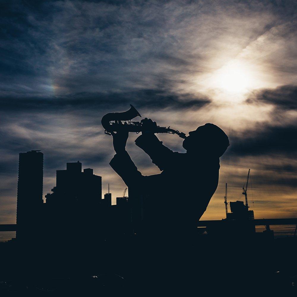 sax player london