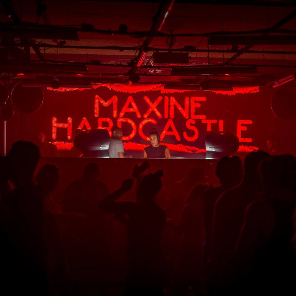 london dj for hire maxine hardcastle